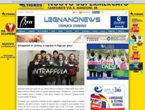 Legnanonews - Intrappolati in cantina: a Legnano in fuga per gioco