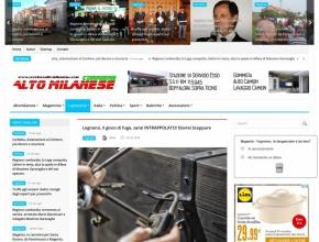 Corriere Alto Milanese - Legnano, il gioco di fuga, sarai intrappola.to! Dovrai scappare!