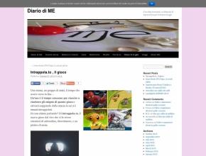 Diario di Me - Intrappola.to, il gioco