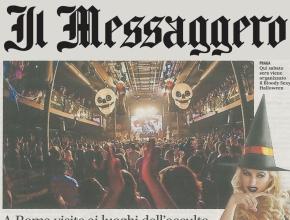 Il Messaggero - Intrappola.to tra gli eventi torinesi