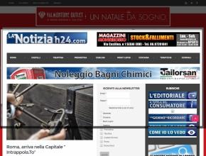La Notizia h24 - Roma: arriva nella capitale Intrappola.to