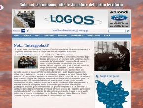 Logos News - Noi... Intrappola.to!
