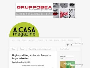 A Casa Magazine - Intrappola.to: il gioco di fuga che sta facendo impazzire tutti
