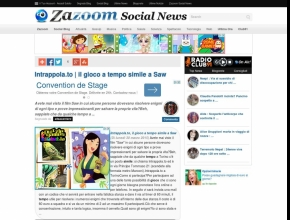 Zazoom - Intrappola.to: il gioco a tempo simile a Saw