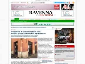 Ravenna e dintorni - Intrappolati in una stanza buia: apre vicino a piazza Kennedy una escape room