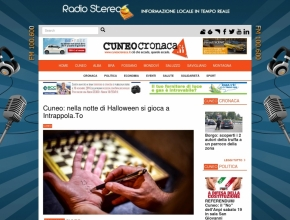 Cuneo Cronaca - Cuneo: nella notte di Halloween si gioca a Intrappola.To