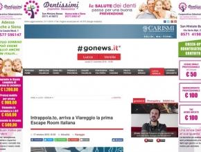 Go News - Intrappola.to: arriva a Viareggio la prima escape room italiana
