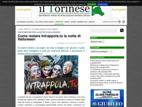 Il Torinese - Come restare Intrappola.to la notte di Halloween