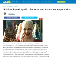 Skuola.net - Intrappolato e Suicide Squad