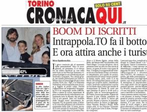 CronacaQui - Boom di iscritti: Intrappola.to fa il botto