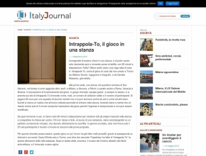 www.italyjournal.it - Intrappola-To, il gioco in una stanza